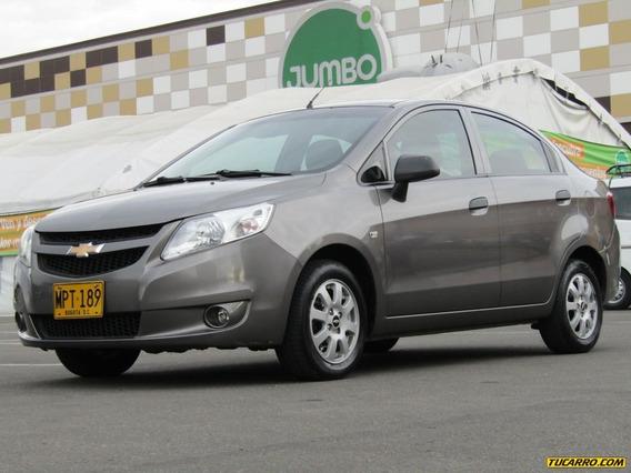 Chevrolet Sail Lt 1400 Mt Aa Ab Abs