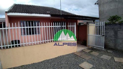 Casa No Bairro Fazendinha - Ca0371