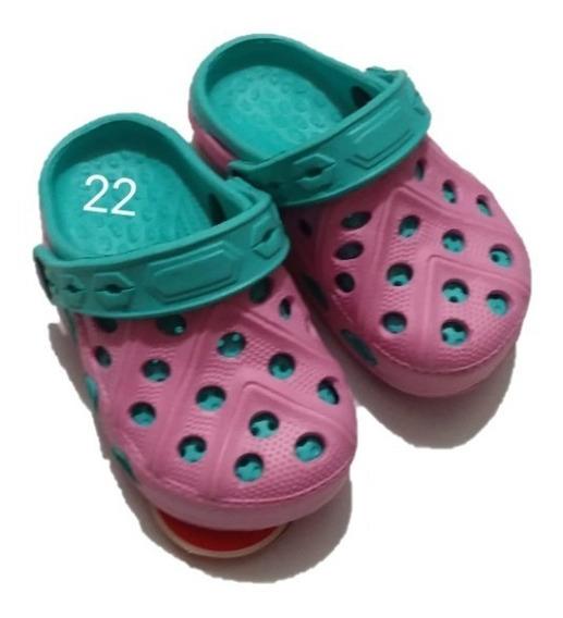 Cholas Crocs Original Para Niños Y Niñas