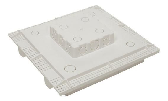 Caixa Embutir Painel Led P/ Laje Plafon 24w 30x30 Plasled