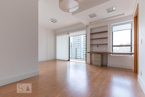 Apartamento No 10º Andar Com 1 Dormitório E 1 Garagem - Id: 892986681 - 286681