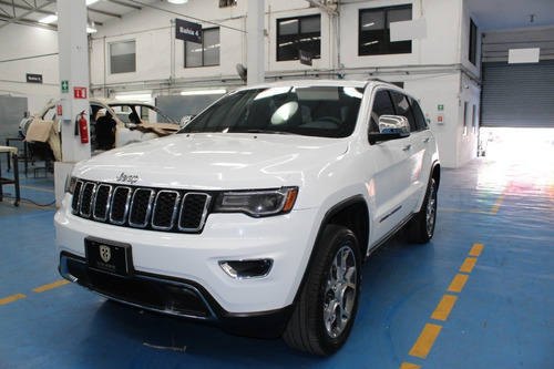Imagen 1 de 6 de Jeep Grand Cherokee Limited V8 4x4 2021 Blindaje Iv Plus