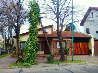 Casa En Alquiler En Olivos