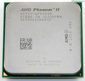 Processador Amd Am3 Phenom Ii X6 1065t
