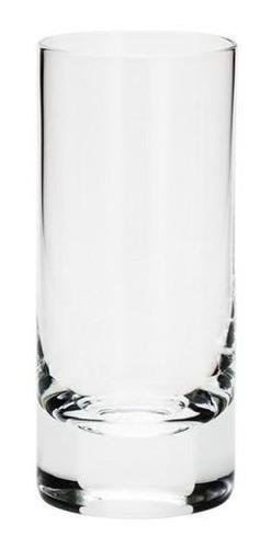 Imagen 1 de 5 de Vasos Tequila O Vodka Cristal Bohemia Original Setx6 60ml