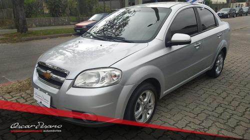 Chevrolet Aveo Lt 1.6 2011 Impecable!