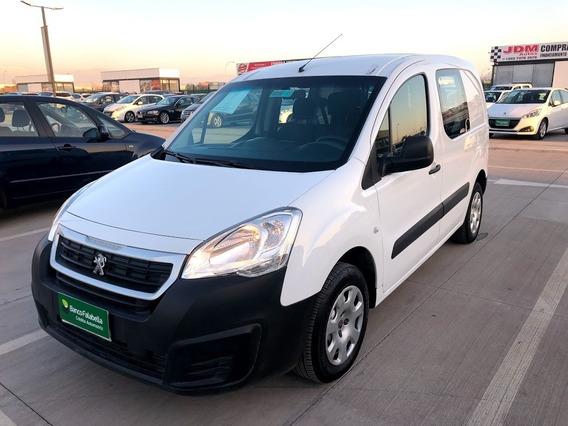 Peugeot Partner 1.6 Full Año 2017