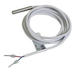 Sensor De Temperatura Ntc-15 1,5m Bulbo Em Inox