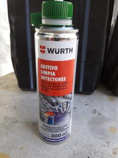Aditivo Limpia Inyector Wurth