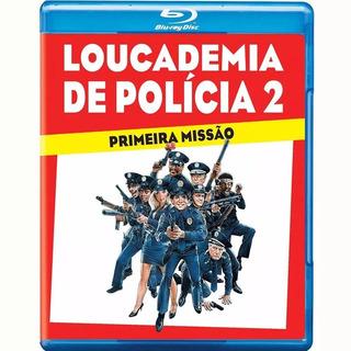 Loucademia De Policia 2 Em Blu Ray