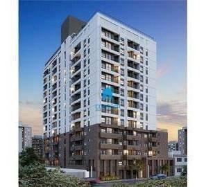 Ap2284-condomínio Kronos Apartamento Com 1 Dormitório À Venda, 32 M² Por R$ 427.781 - Moema - São Paulo/sp - Ap2284