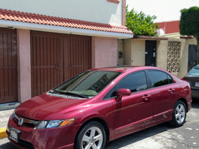 Honda Civic D Exl Sedan At 2008