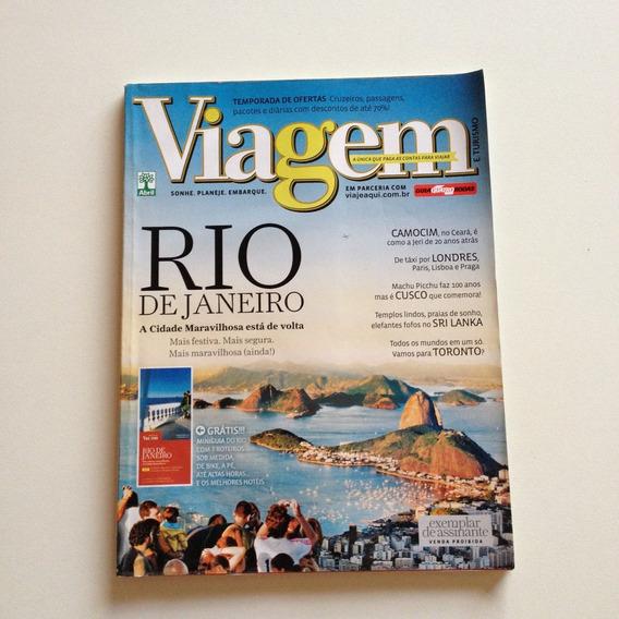Revista Viagem Rio De Janeiro