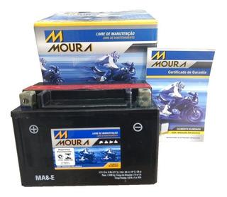 Bateria Moura Shadow 600 Xt600 Comet 250 Mirage 250 Ma8-e