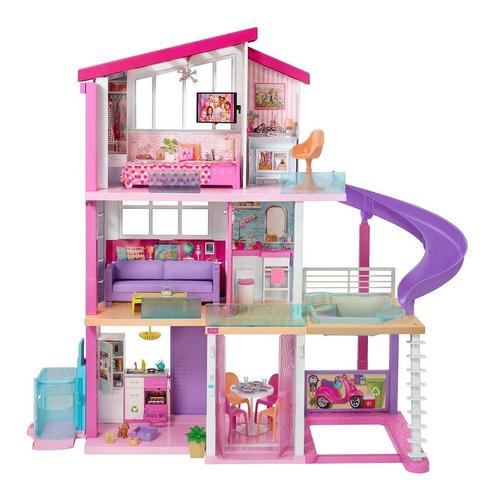 Barbie Estate Mega Casa De Los Sueños