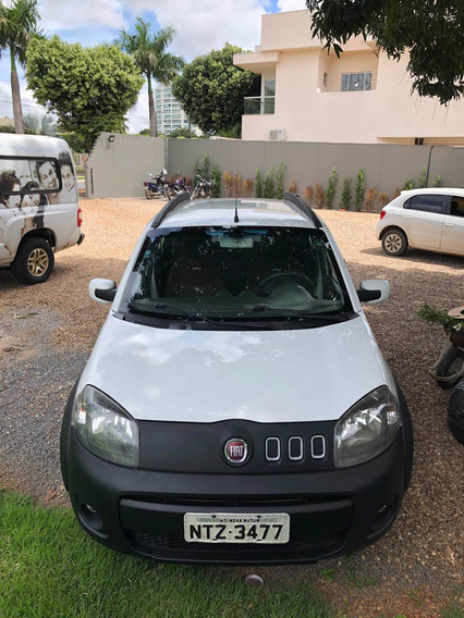 Fiat Uno 1.0 Way Flex 5p 2011