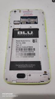 Celular Blu Studio 5.0 C D536 536 Não LigaDisplay Quebrado