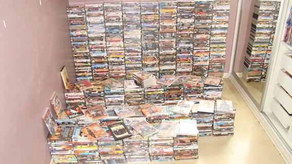 1087 Filmes Em Dvd Originais - Lote