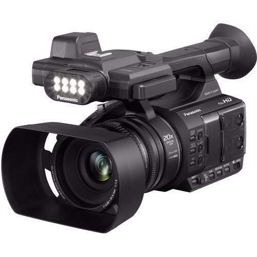 Filmadora Panasonic Ag Ac30 Ac 30 Alta Definição
