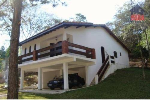 Chácara Residencial À Venda, Mato Dentro, Mairiporã. - Ch0185