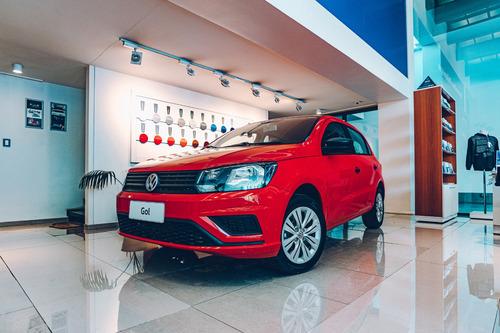 Volkswagen Gol Trendline Manual 0km Rojo