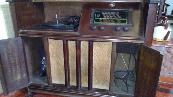 Radio Antigo Valvulado