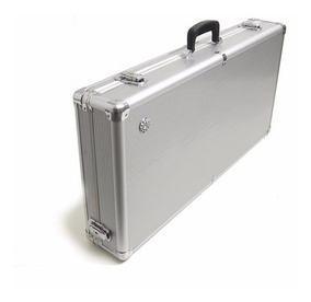 Case Pedal Alumínio Extra G - Hardcase Pedaleira Solid Sound