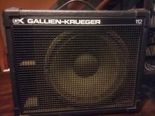 Bafle Gallien Krueger 112 (usa)