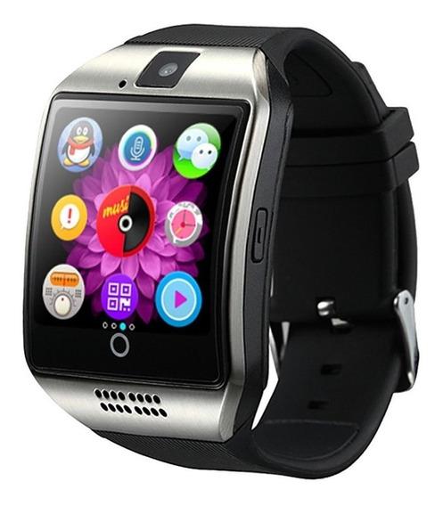 Hopemob Smart Watch Q18 Curvo Reloj Celular Android Sim