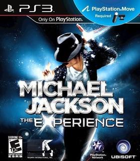 Michael Jackson La Experiencia Playstation 3