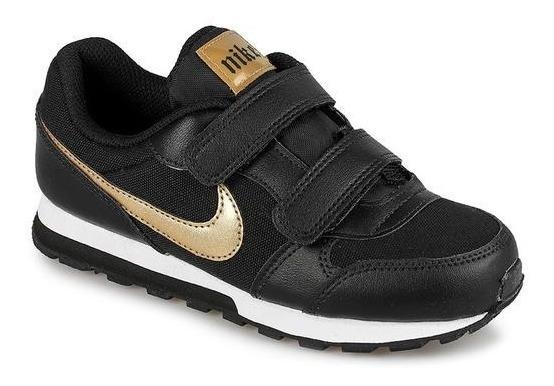 Zapatillas Nike Md Runner 2 Vtb (psv) Niños Cj6925-001