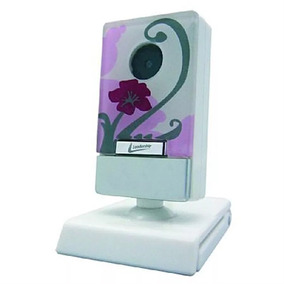 Mini Webcam Petite 5 Mp C/ Botão Snapshot - Leadership 3539