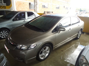Honda Civic 1.8 Lxs 16v Gasolina 4p Manual