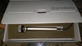 Microfone Gradiente Electret Condenser Gem 518