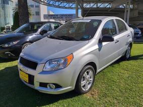 Chevrolet Aveo Ltz Bolsas De Aire Y Abs Nuevo At