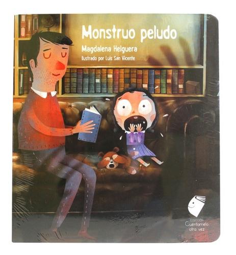 Imagen 1 de 2 de Monstruo Peludo / Magdalena Helguera / Cuento / Niños