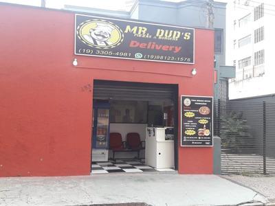 Pizzaria E Hamburgueria No Centro Em Campinas