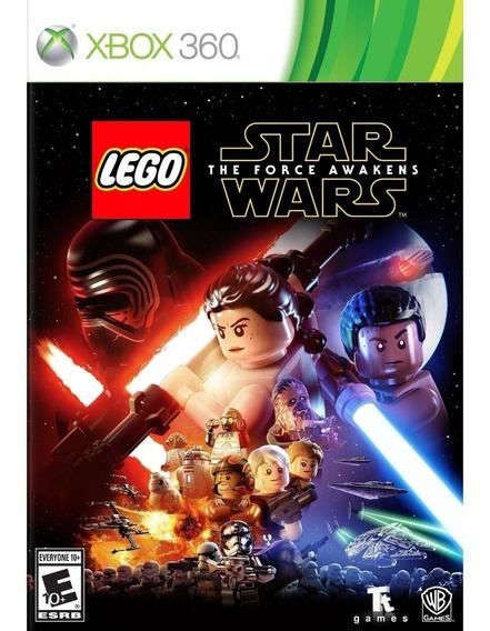 Lego Star Wars: The Force Awakens Xbox 360 Nuevo