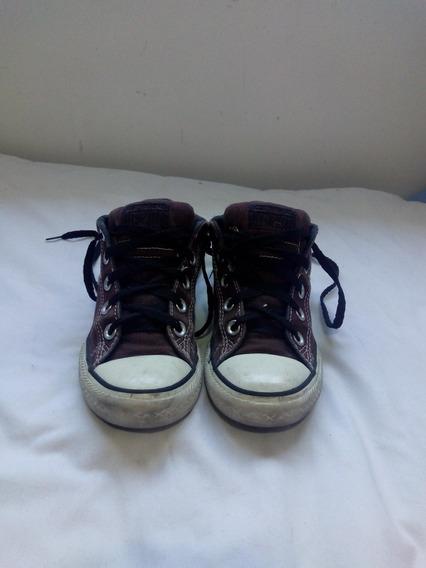 Zapatillas Converse Tipo Botita, 30