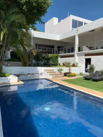 Hermosa Casa En Tequesquitengo