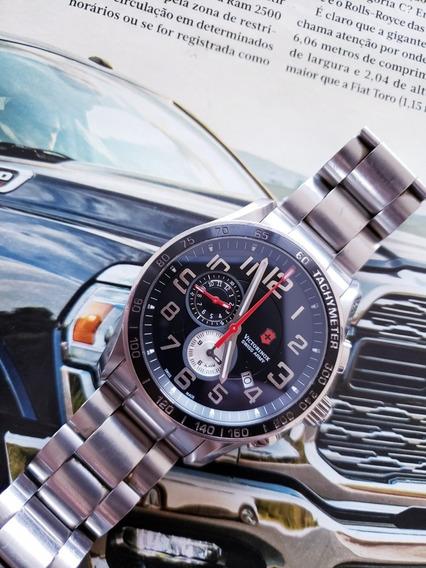 Relógio Victorinox Swiss Original/( Confira ) De2k Por 1,5 K