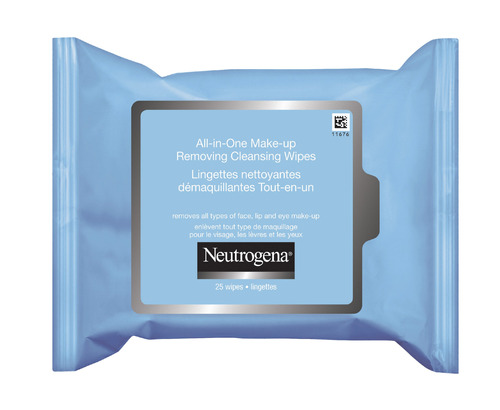 Toallitas Desmaquillantes Faciales 25 Piezas Neutrogena