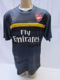 Camisa De Futebol Arsenal Da Inglaterra - Nike Fly Emirates