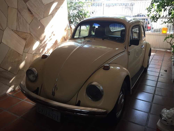 Volkswagen Fusca 1300 1979