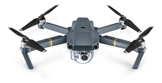 Drone DJI Mavic Pro com cámara 4K gray