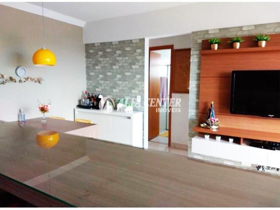 Apartamento Com 2 Dormitórios À Venda, 58 M² Por R$ 190.000 - Ilda - Aparecida De Goiânia/go - Ap1326