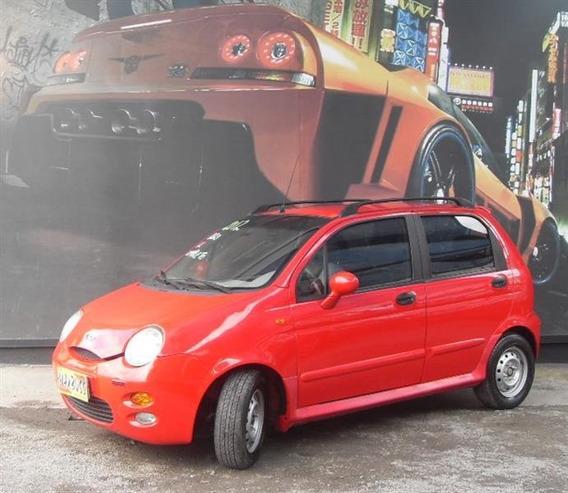 Chery Qq 1.1 Mpfi 16v Gasolina 4p Manual 2011/2012