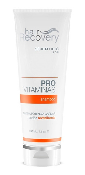 Shampoo Provitaminas Scientificlab Hair Recovery