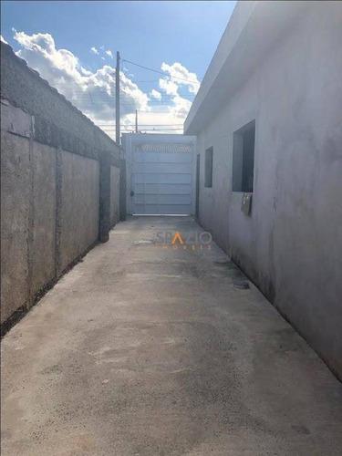 Imagem 1 de 17 de Casa Com 3 Dormitórios À Venda, 122 M² Por R$  - Jardim Cherveson - Rio Claro/sp - Ca0260