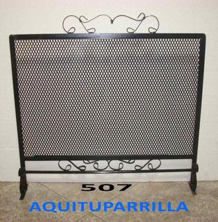 Chispero De 70 Cm De Ancho X 63 Cm De Alto Aquituparrilla